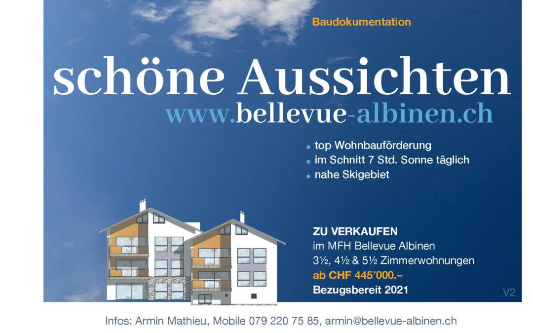 """Mehrfamilienhaus """"Bellevue"""""""