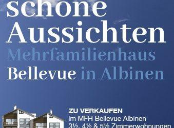 Bauprojekt Mehrfamilienhaus «Bellevue»
