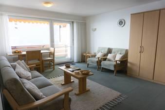 Helle, renovierte 2 ½-Zimmerwohnung