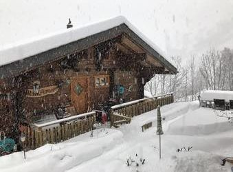 Chalet an sonnigster Lage