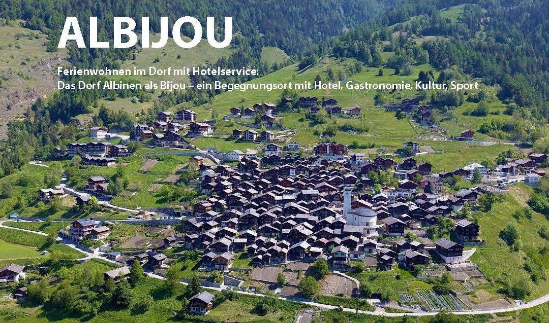 Ausschreibung: Mitmachen in der ALBIJOU GmbH