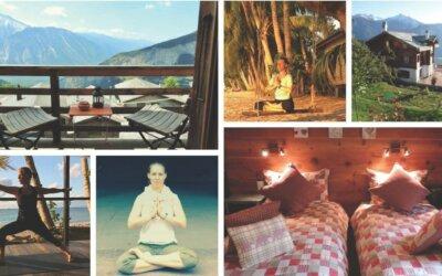 Neu in Albinen: Erlebniswoche Yoga & Medidation & Natur