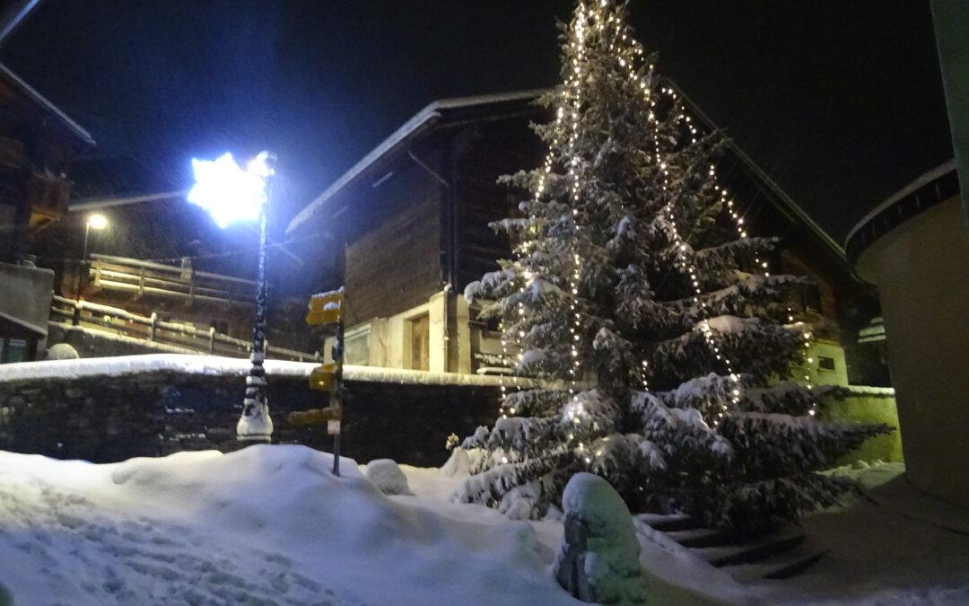 Der Gemeinderat wünscht allen frohe Weihnachten und ein gutes neues Jahr
