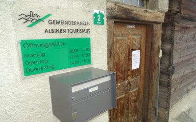 Gemeindebüro: Schalter sind zu – aber wir sind für Sie jederzeit da!