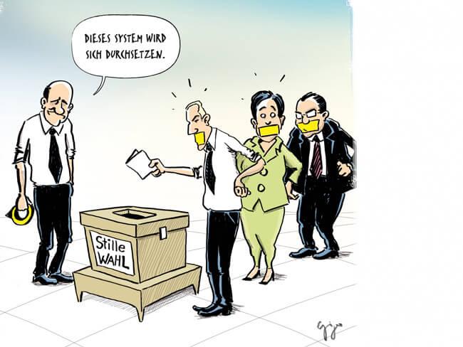 Gemeindewahlen 2020: Jetzt auf die Piste für eine Liste!