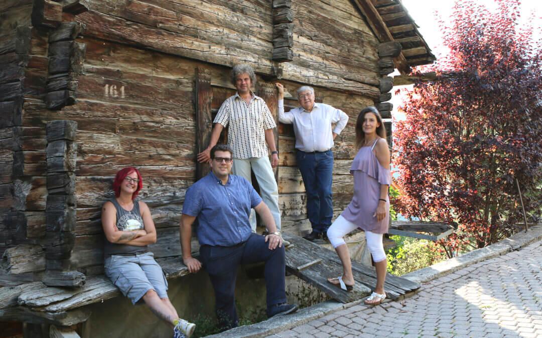 Gemeindewahlen: In Albinen ist alles paletti!