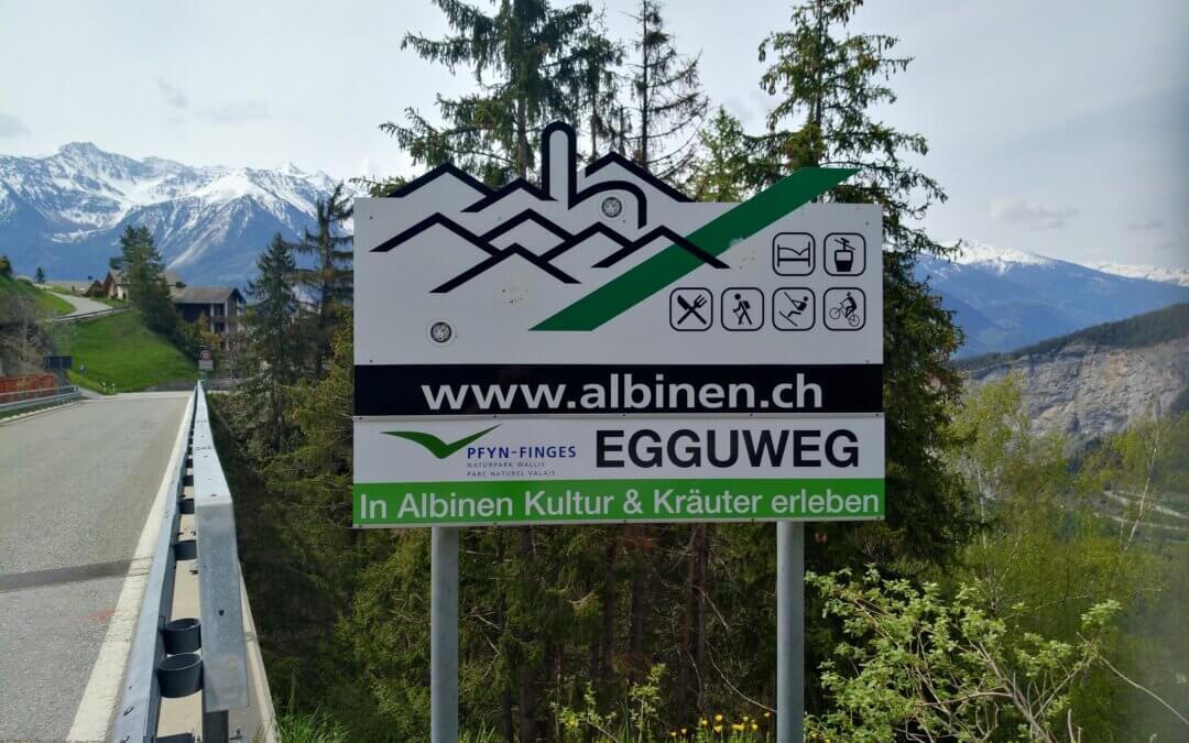 Naturpark Pfyn-Finges: Albiner Abstimmung über Vertragsverlängerung läuft