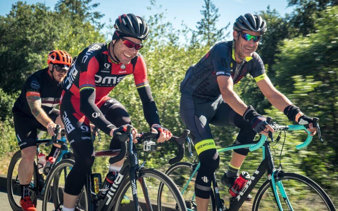 Auflage des Projekts zur Erstellung von Radsport-Routen