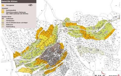 Der Gemeinderat erlässt Planungszonen – damit bauen in Albinen möglich bleibt