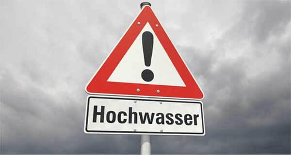 Unwetter-Warnung bleibt weiterhin gültig!